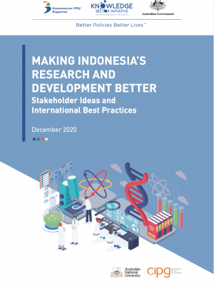 Making Indonesia's Research and Development Better: Stakeholder Ideas and International Best Practices