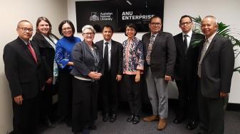 Peluang kolaborasi penelitian antara Indonesia dan Australia: kunjungan Pemerintah Indonesia ke Canberra