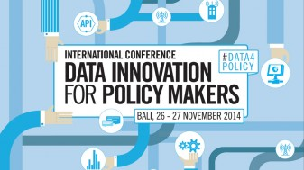 Data Innovation for Policy Makers Conference 2014 1
