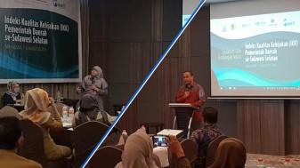 Sosialisasi dan Bimtek IKK di Makassar