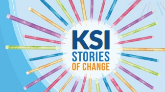 KSI invites you to write your Stories of Change