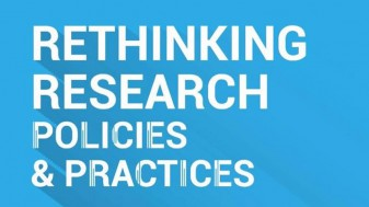 Joint-Dissemination on Rethinking Research Policies and Practice