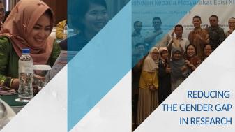 Mengurangi Kesenjangan Gender dalam Penelitian