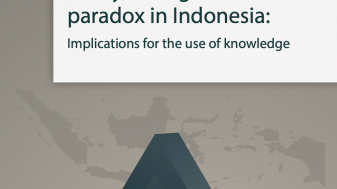 Working Paper -</br>Policy, Change and Paradox in Indonesia