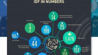 IDF In Numbers