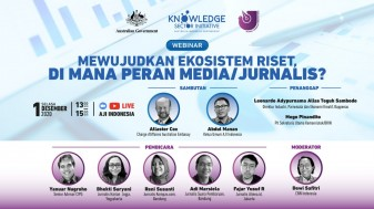Diskusi Publik KSI & AJI Indonesia