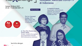 KSIxChange #32: Challenges and Realities of COVID-19 Vaccination Policy in Indonesia