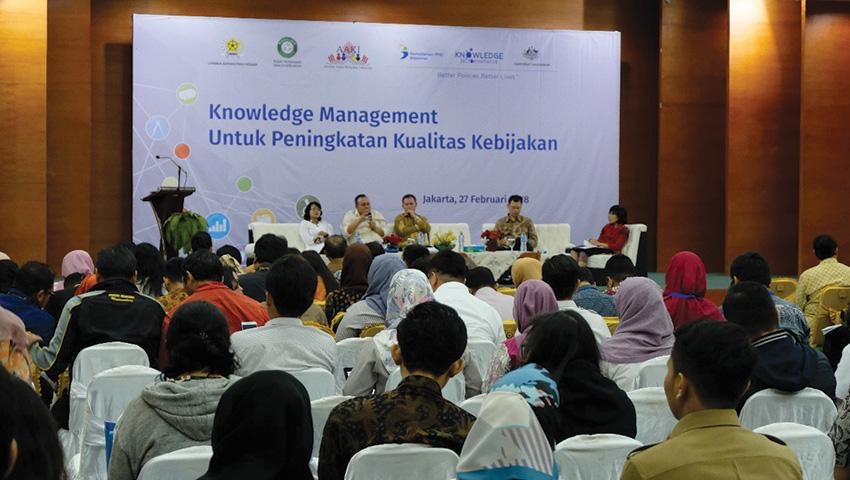 LAN-KSI Bersinergi Optimalkan Knowledge Management