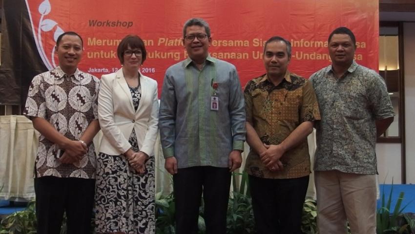 """Workshop """"Perumusan Platform Bersama SID Untuk Dukung Pelaksanaan UU Desa"""""""