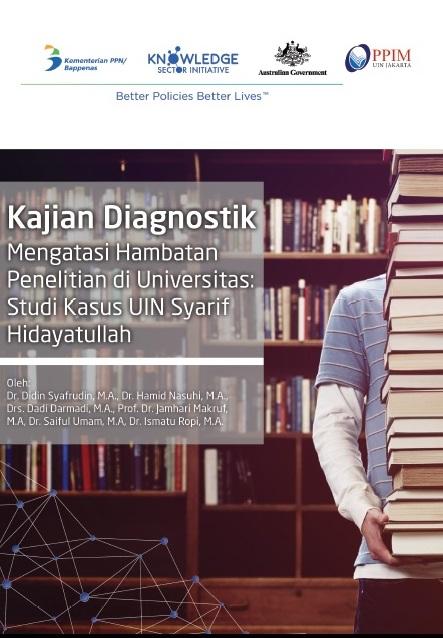 Kajian Diagnostik Hambatan Penelitian di UIN Syarief Hidayatullah