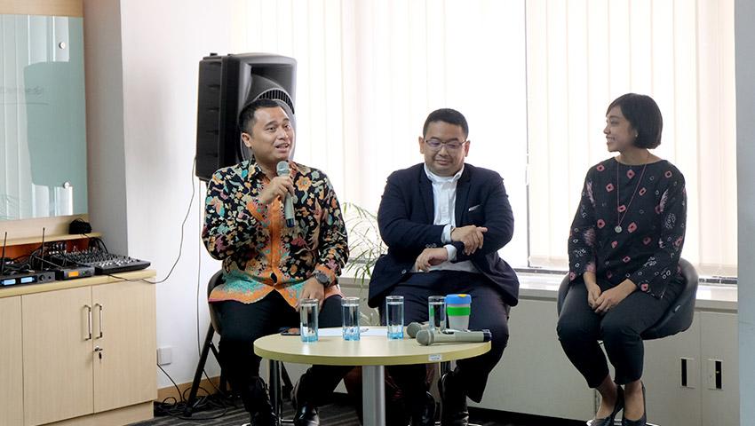 Membangun Ekosistem Pengetahuan Melalui Forum Riset dan Bisnis