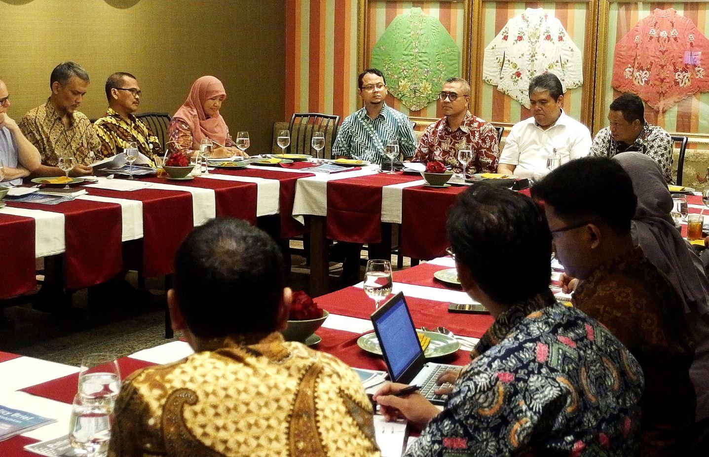Forum Diskusi tentang Implementasi Reformasi Birokrasi dengan Perhatian Khusus pada Pendidikan Tinggi dan Pembentukan 'Satuan Tugas' untuk Reformasi Pendidikan Tinggi