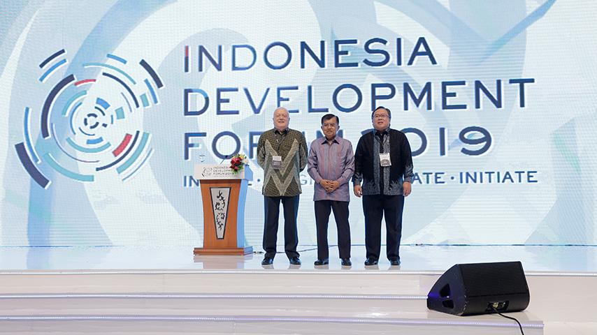 Forum Pembangunan Indonesia Gali Inovasi dan Peluang Kerja Inklusif