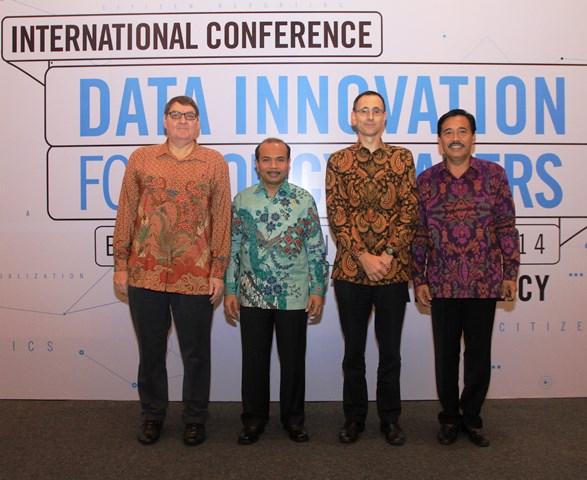 Konferensi Inovasi Data bagi Pembuat Kebijakan 2014 5