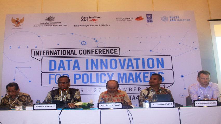 Konferensi Inovasi Data bagi Pembuat Kebijakan 2014 3