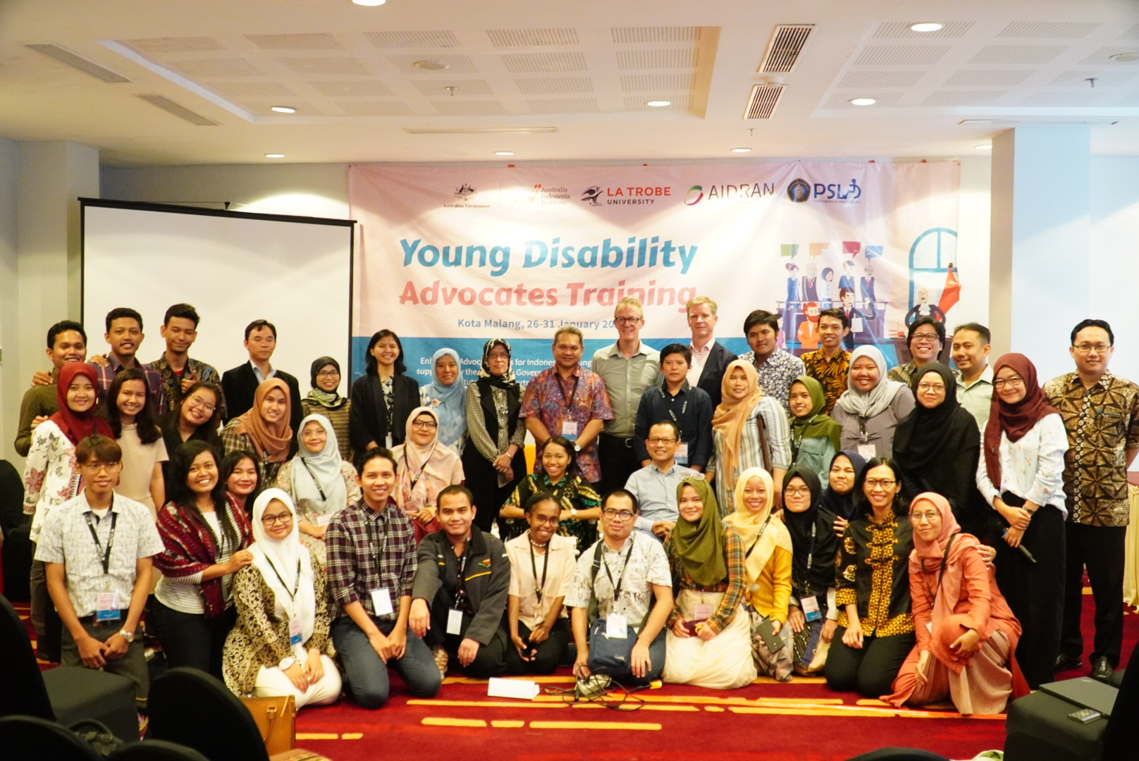 Young Disability Advocates Training (YDAT)