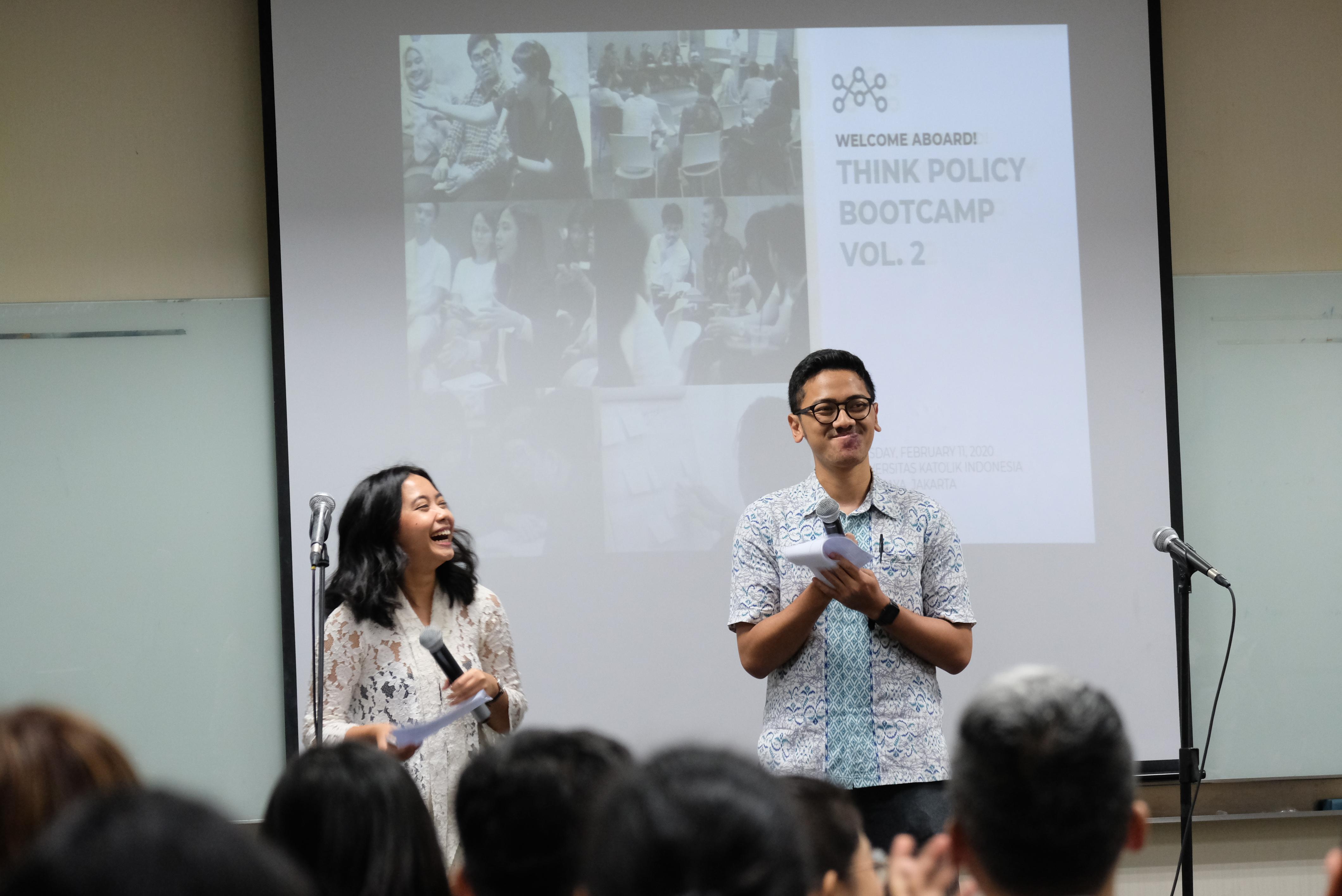 Policy Bootcamp: Jejaring Profesional Muda Saling Belajar Kebijakan Publik