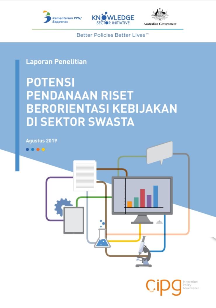Potensi Pendanaan Riset Berorientasi Kebijakan di Sektor Swasta