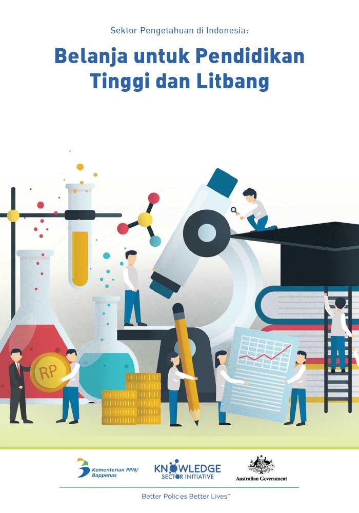 Belanja untuk Pendidikan Tinggi dan Litbang
