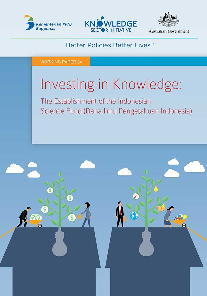 Working Paper -</br>Investing in Knowledge: The Establishment of the Indonesian Science Fund
