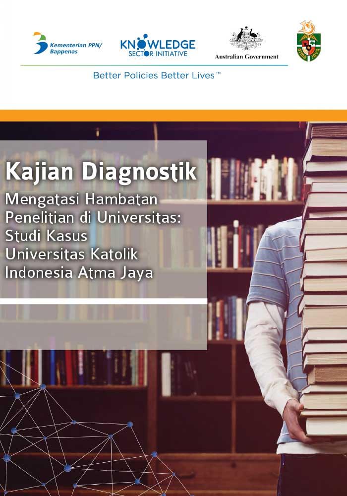 Mengatasi Hambatan Penelitian di Universitas: Studi Kasus Universitas Katolik Indonesia Atma Jaya