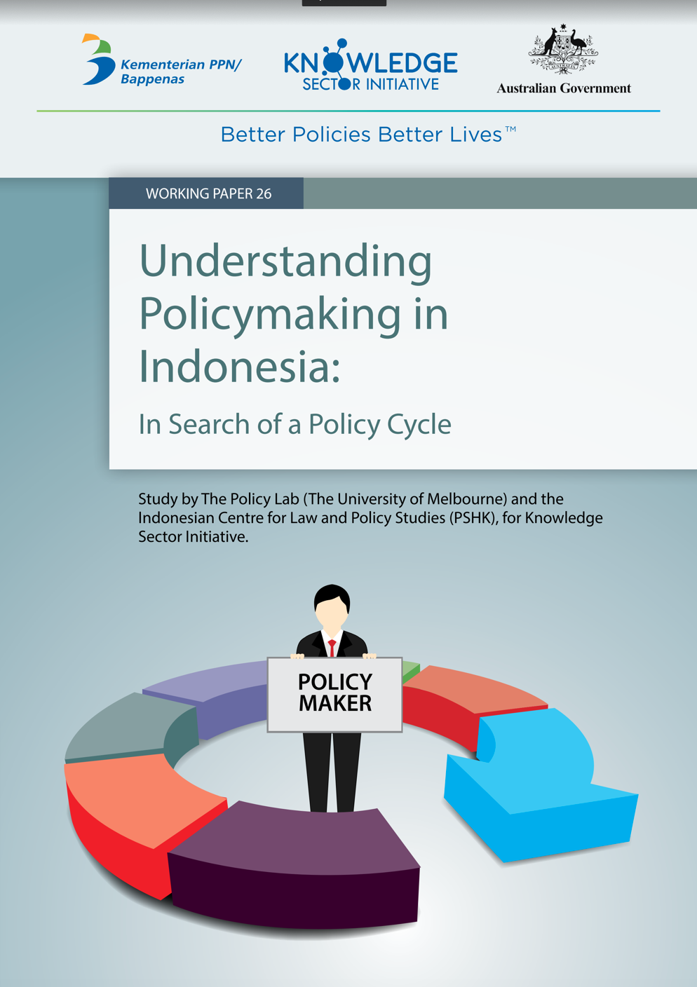 Working Paper -</br>Understanding Policy Making in Indonesia: in Search of a Policy Cycle