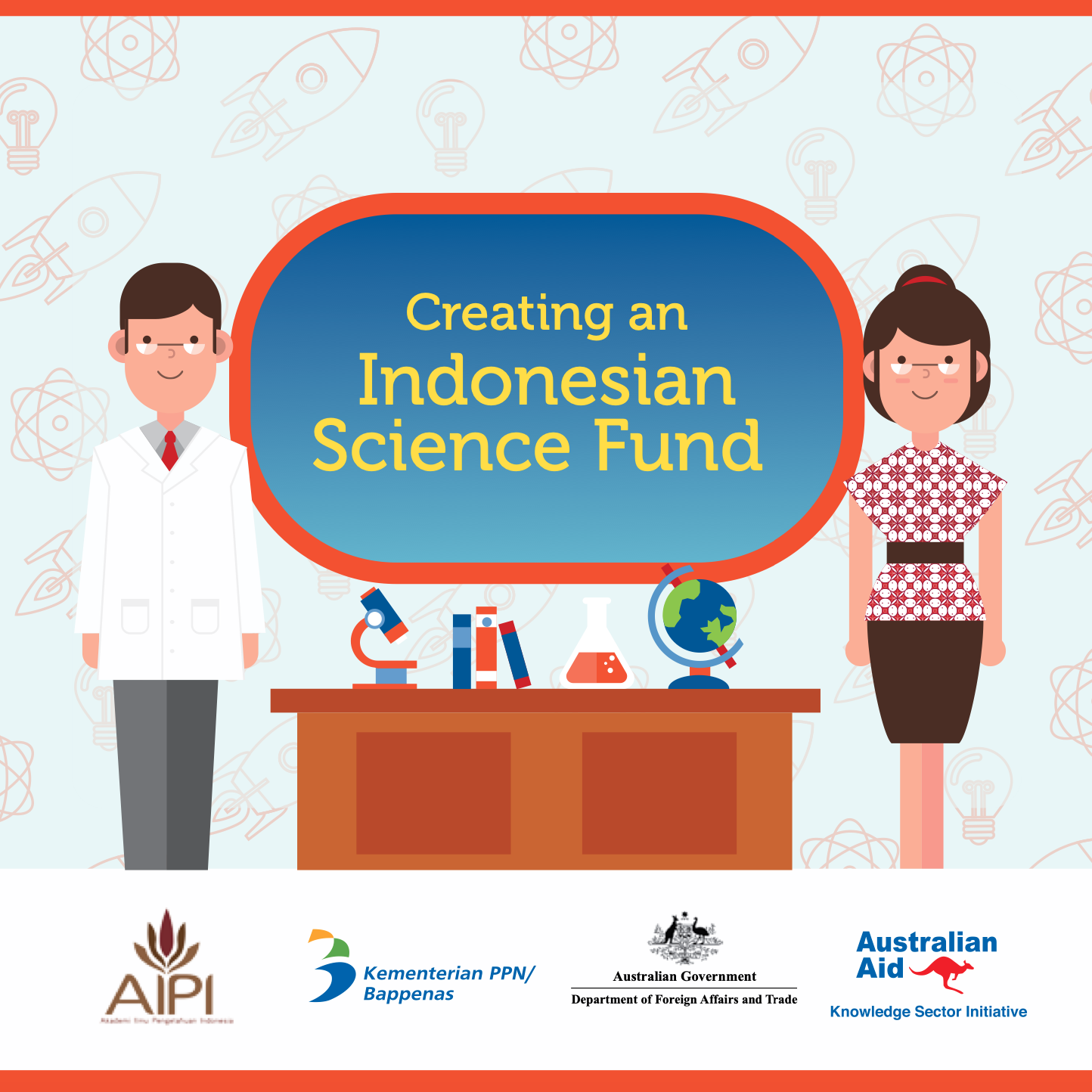 Creating An Indonesian Science Fund