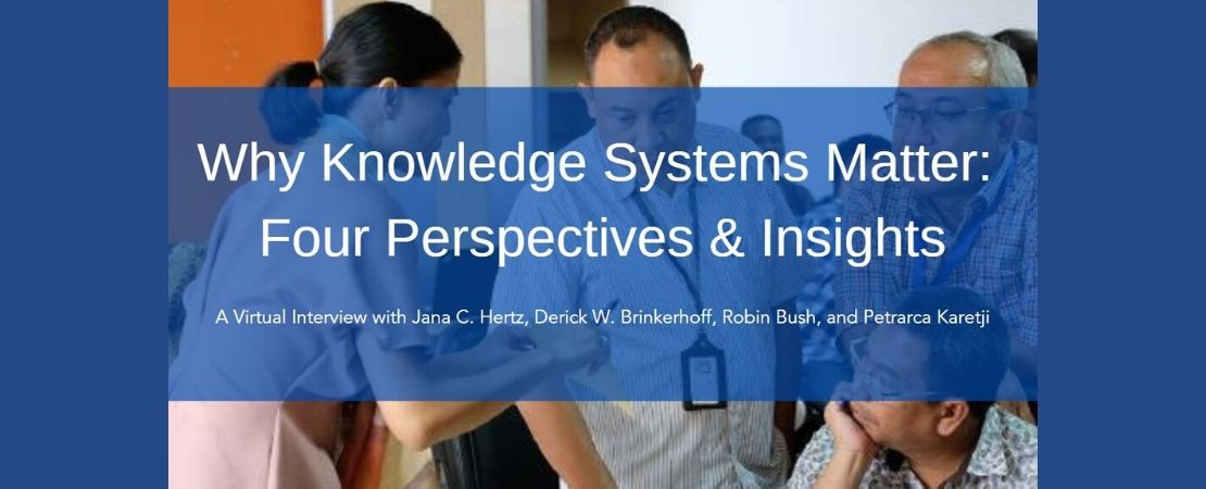 Mengapa Sistem Pengetahuan Penting: Empat Perspektif & Wawasan