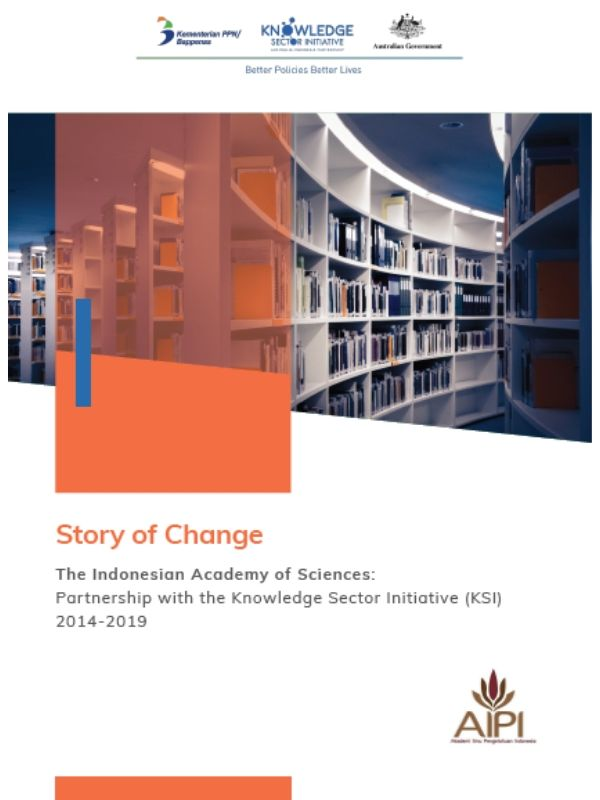 Story of Change: The Indonesian Academy of Sciences