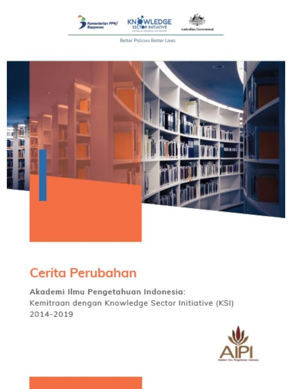 Cerita Perubahan: Akademi Ilmu Pengetahuan Indonesia